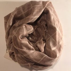 Scarf blush pink a new day nwt
